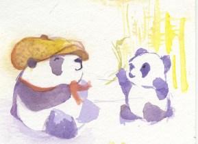 Panda chat