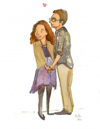 Ashley and Bryan