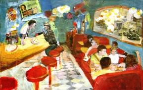 Diner Days, 2009