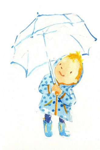 Sam's umbrella