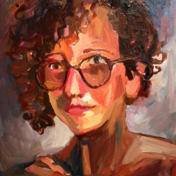 Self Portrait, Summer 2013