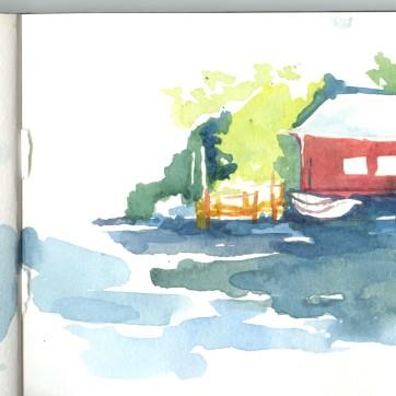 Moleskine sketch 2010