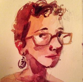Self Portrait, Summer 2014